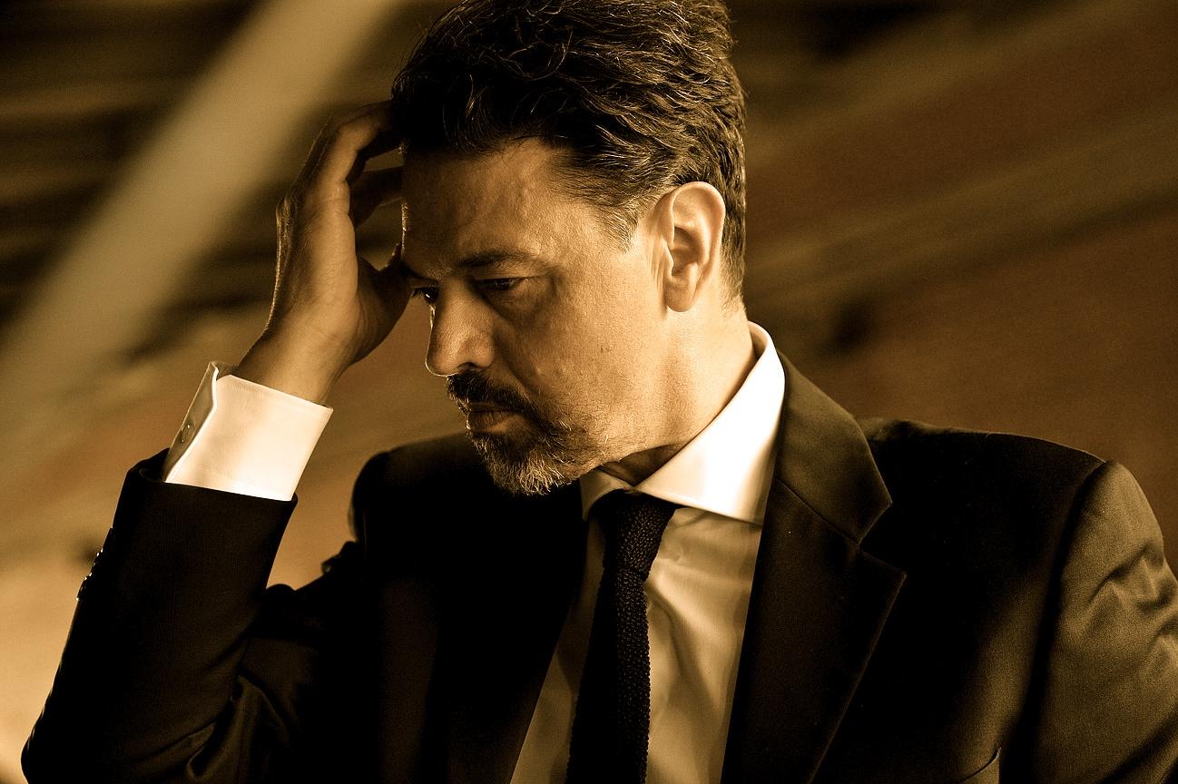 Offizielle Website des Schauspielers und Autors Sebastian Baur